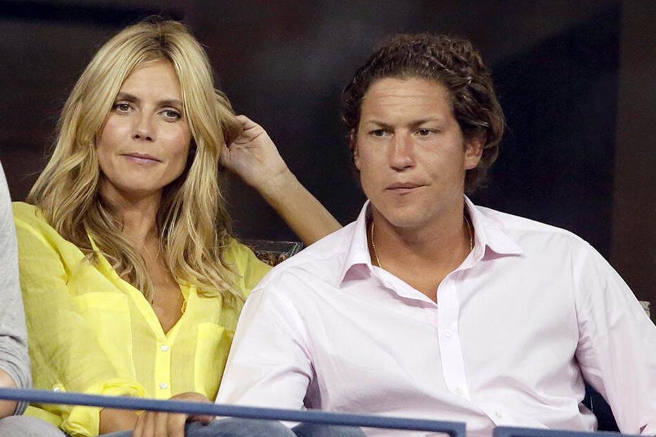 Mit Ex Vito Schnabel zeigte sich Heidi nie so innig wie mit ihrem Tom.