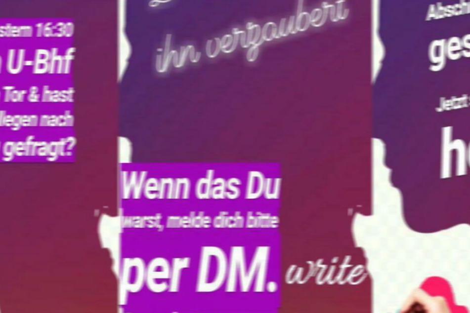 Liebes-Aufruf auf Instagram: So sucht die Polizei Berlin nach der Traumfrau eines Beamten