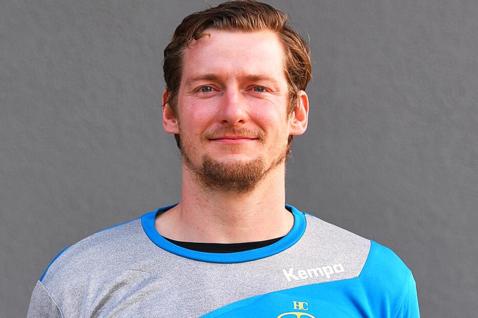 HCE-Keeper Mario Huhnstock.