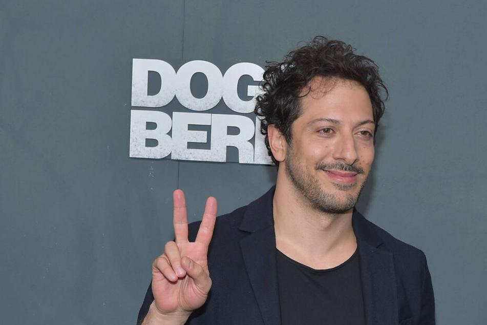 Fahri Yardim (38) bei der Weltpremiere des Films am Roten Teppich.