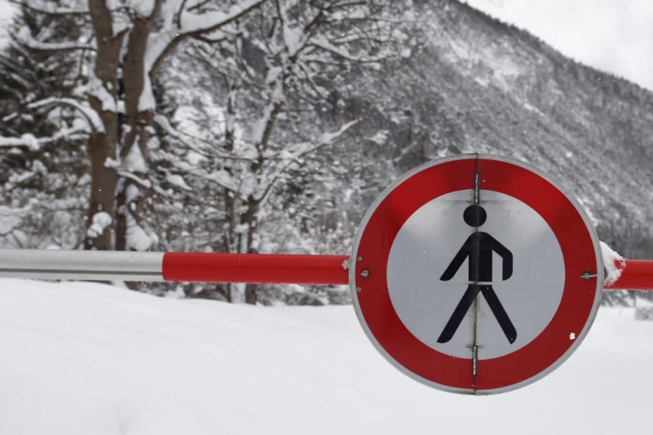 Menschen in Gefahr? Auf den Freistaat Bayern rollt das nächste Unwetter zu. (Symbolbild)