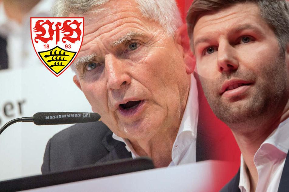 VfB Stuttgart im Jahr 2019: Kontinuierliches Chaos