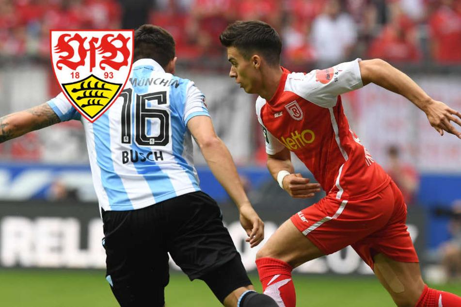Augsburger Thommy kommt zum VfB
