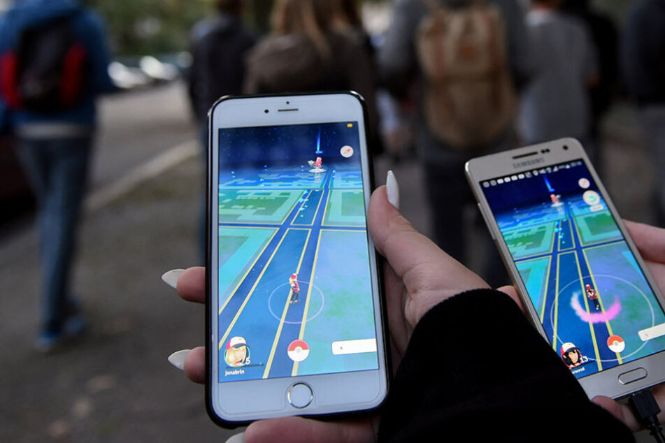 Über die App werden nicht mehr nur Pokémons gejagt.