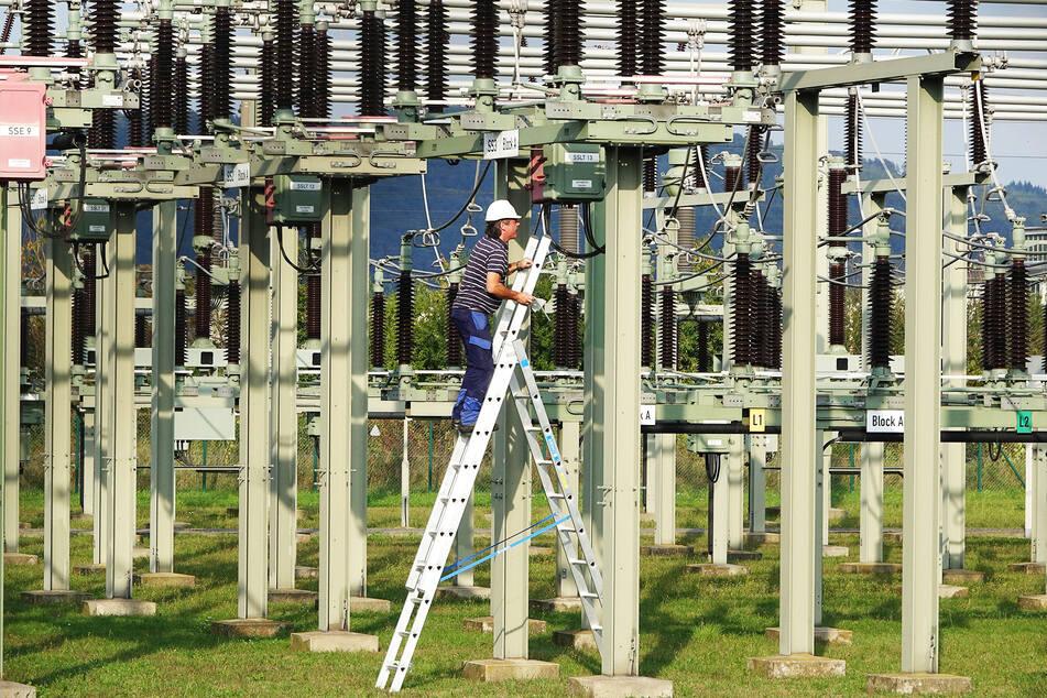 Nach dem Stromausfall suchten Experten sofort nach der Ursache.