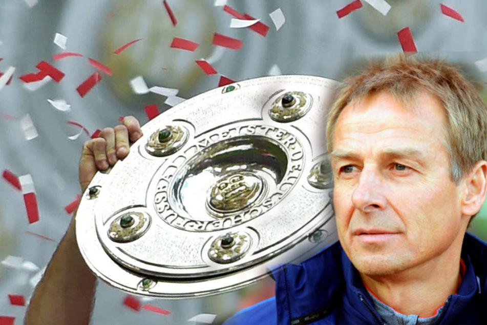 Die Ex-VfB-Profis Jürgen Klinsmann und Karkheinz Förster trauen dem VfB den sechsten Meistertitel zu.