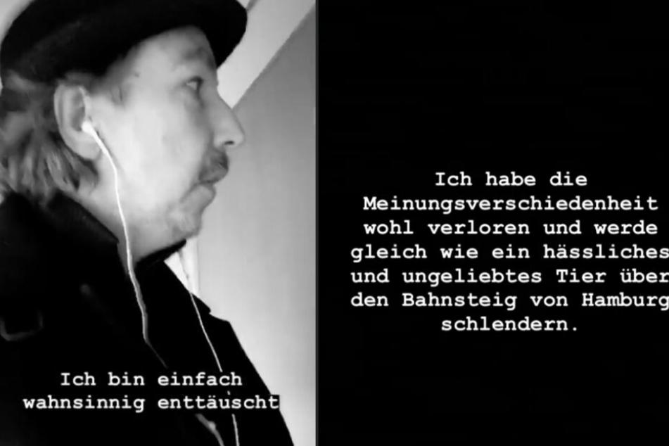 Bei Instagram macht Olli Schulz seinem Ärger Luft: Doch was ist eigentlich passiert?