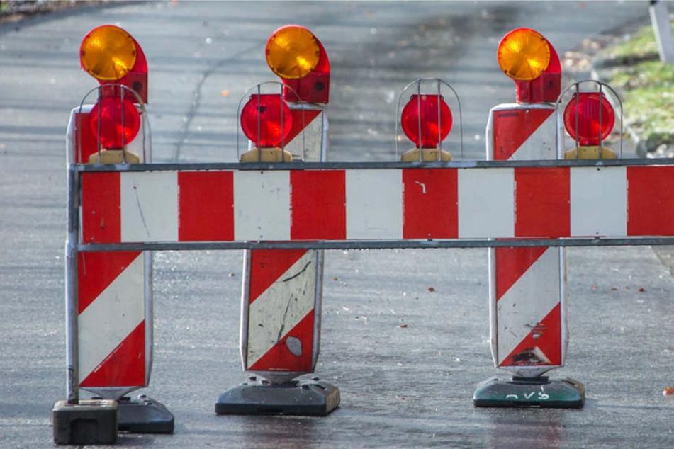Ein Fahrstreifen der Bundesstraße 3 bei Bad Vilbel ist bis auf Weiteres gesperrt (Symbolbild).