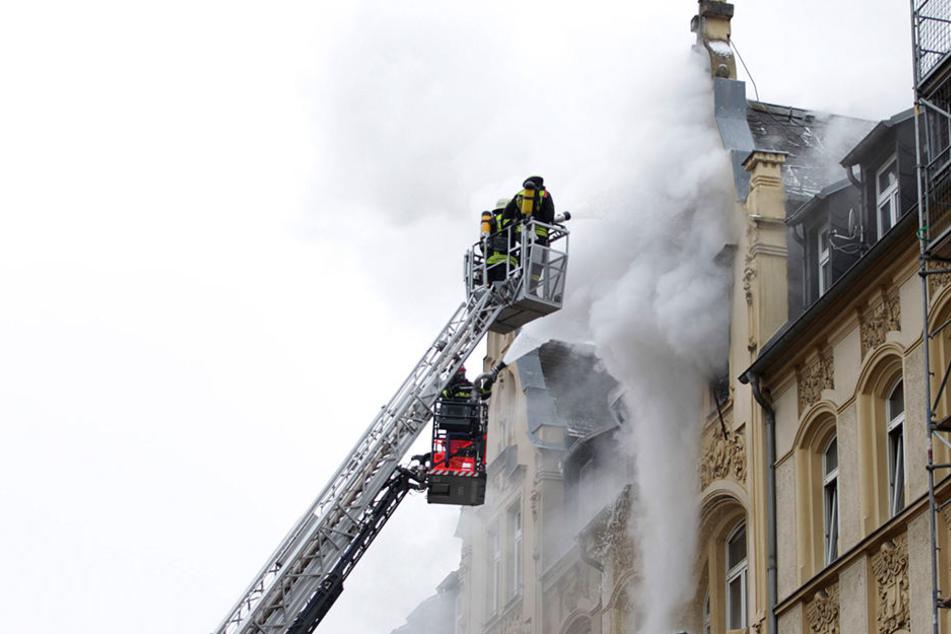 Brand mit zwei Toten: Mutmaßlicher Brandstifter schweigt