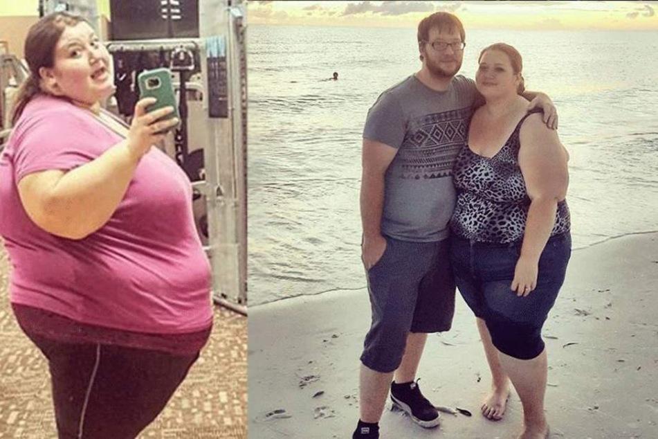 Paar nimmt 200 Kilogramm ab: So sehen sie jetzt aus