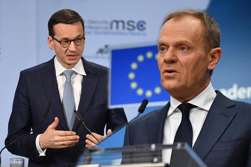 """""""Welle antisemitischer Exzesse"""": Warnung an Polen vor Imageschaden"""