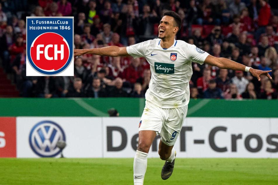 Heidenheims Glatzel: Ist das der Startschuss für eine Top-Karriere?