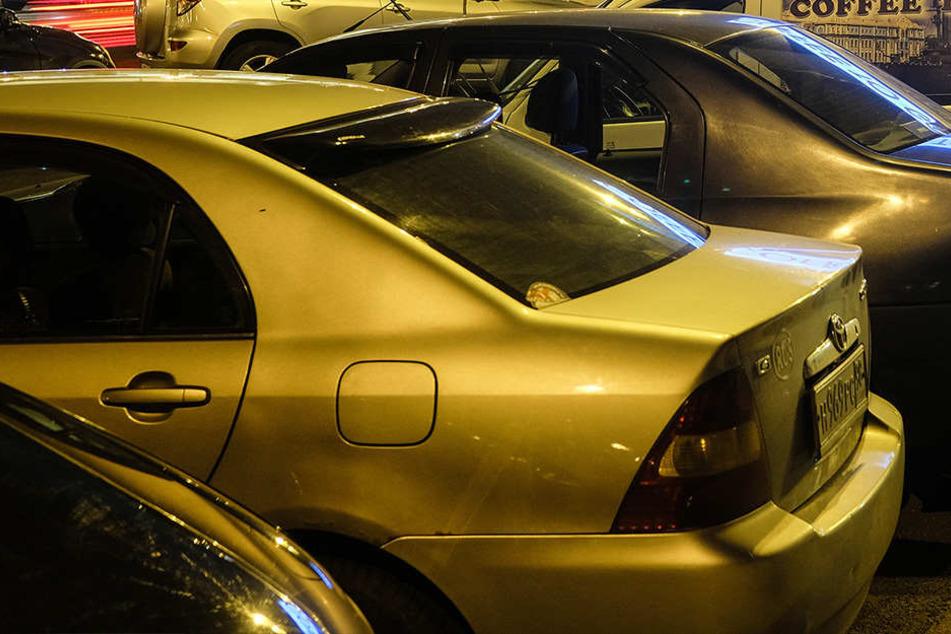 Die Polizei hatte den Wagen des 33-Jährigen auf dem Parkplatz seines Arbeitgebers gefunden (Symbolbild).