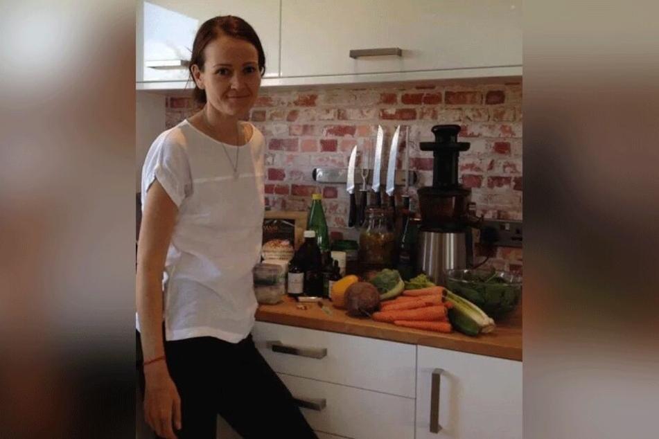 Katie Britton-Jordan wollte den Brustkrebs mit veganer Ernährung bewältigen.
