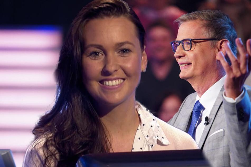 """""""Wer wird Millionär"""": Sächsin schockt mit Bomben-Story"""