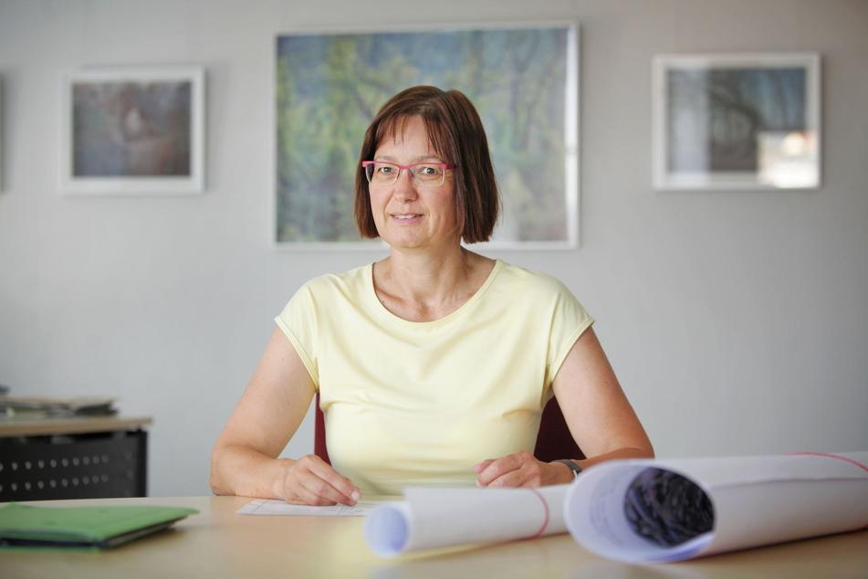 Amtsleitering und Ausschussvorsitzende Klara Töpfer (55).