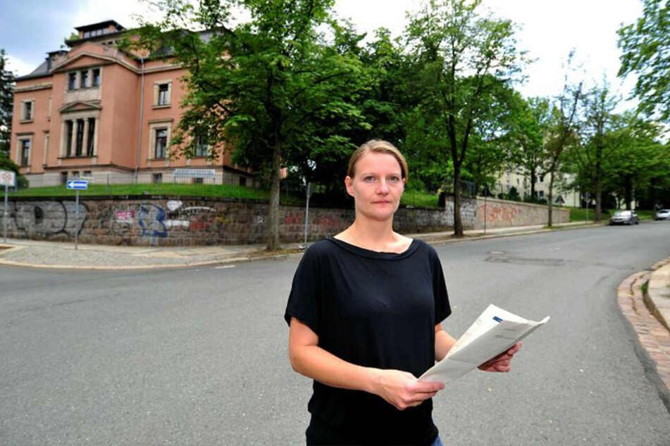 Überraschend: Auf dem Kaßberg wohnen mit die meisten Hartz-IV-Bezieher in Chemnitz, so Stadträtin Christin Furtenbacher (33, Grüne).