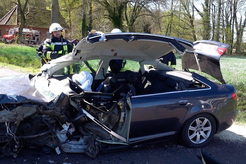 Wie es zu dem Unfall kam, ist noch unklar.