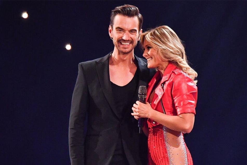 Helene und Florian standen des Öfteren gemeinsam auf der Bühne.