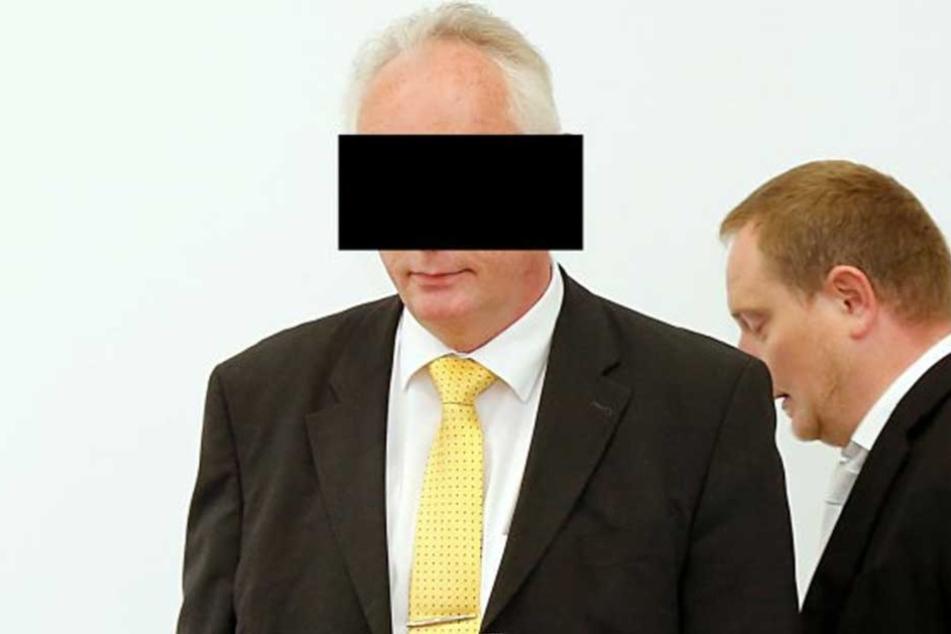 Insolvenz-König Jürgen K. (48) prellte seine Kunden um mehr als 400.000 Euro.