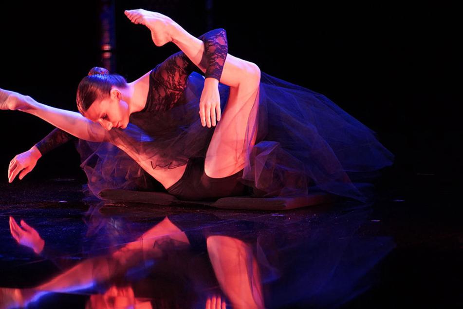 Nicoletta Tinti und Silvia Bertoluzza - zwei Tänzerinnen aus Italien verzaubern beim Supertalent.