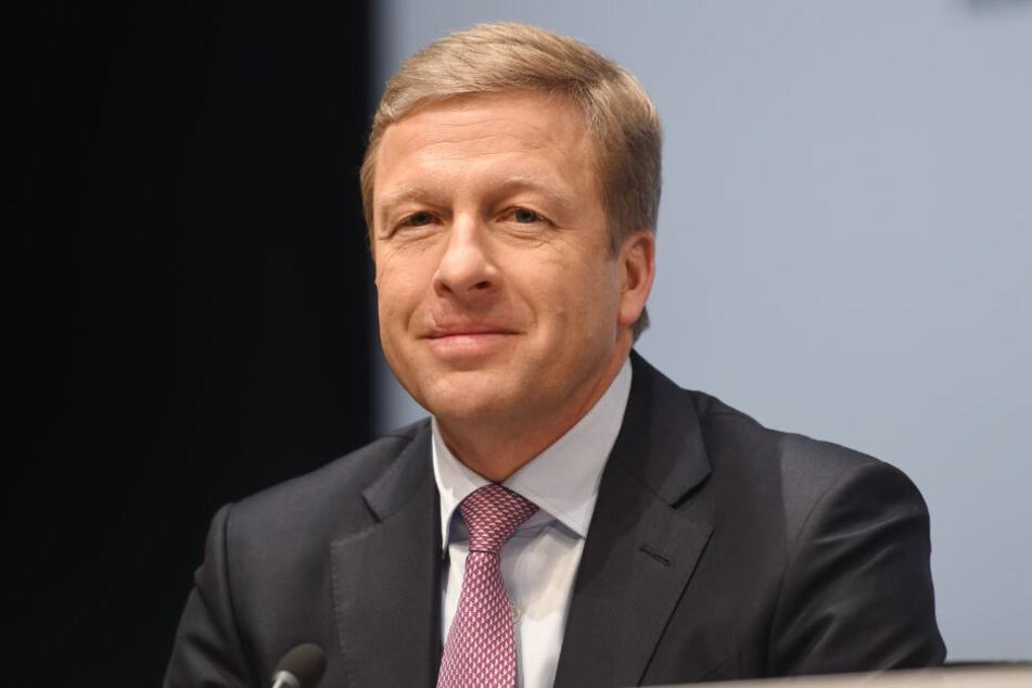 Oliver Zipse wird neuer Chef des Autobauers BMW.