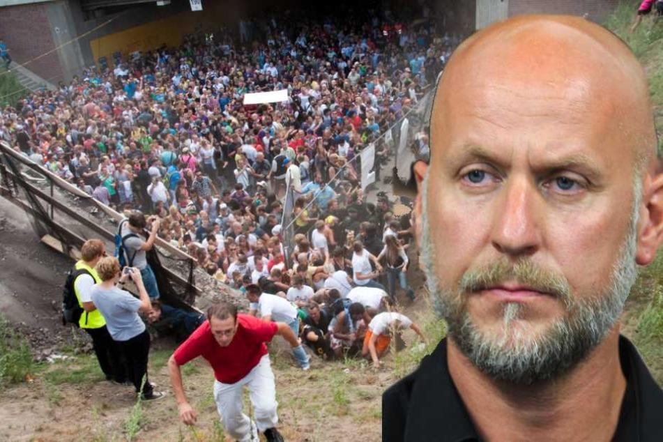 Loveparade-Prozess: McFit-Geschäftsführer Schaller sagt aus
