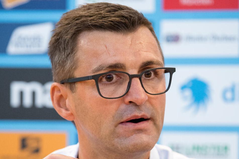 Michael Köllner, neuer Trainer des TSV 1860 München.