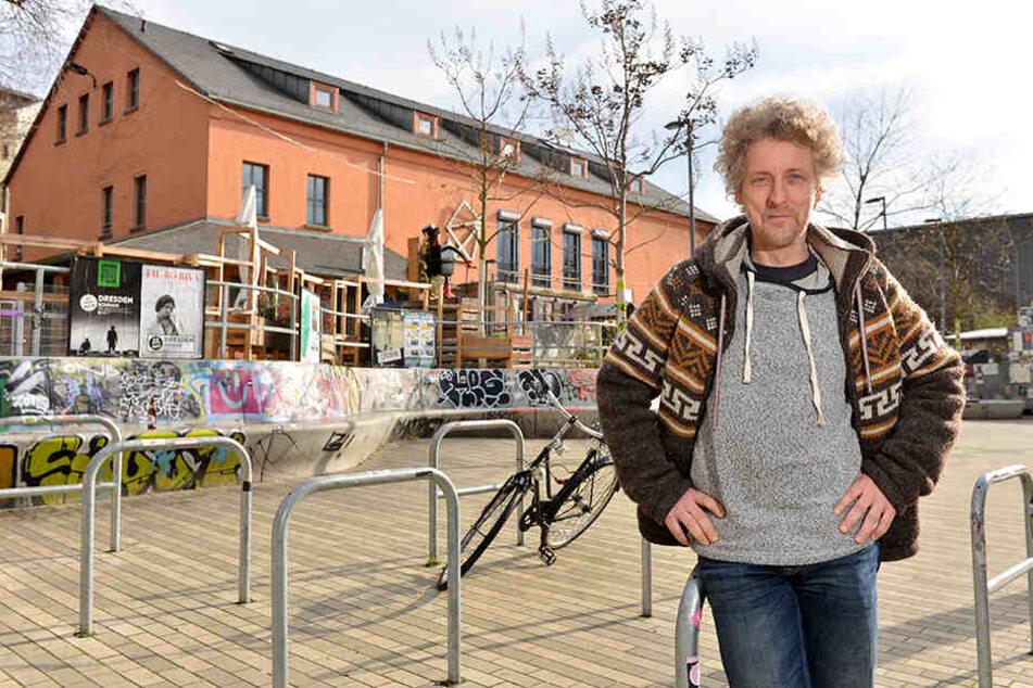 Torsten Schulze (49, Grüne).