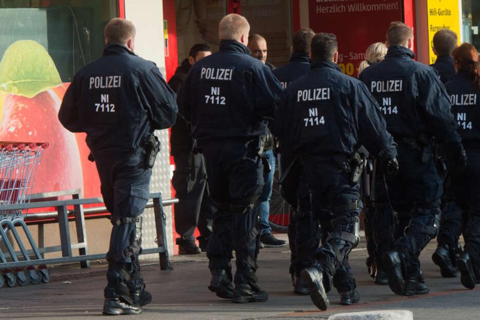 Gibt es ein Netzwerk von extremistischen Polizisten in Berlin? (Symbolbild)