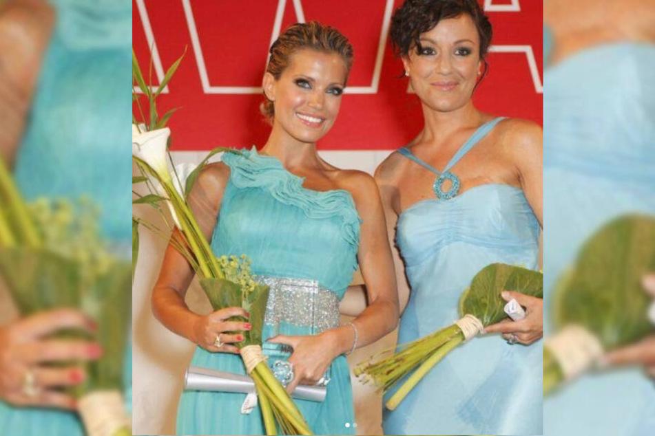 2009 traten Sylvie Meis (links) und Miriam Pielhau gemeinsam beim Dreamball auf.