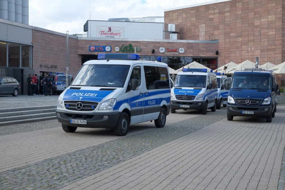 Im Stadthallenpark wurde die Polizeipräsenz in den vergangenen Wochen verstärkt.