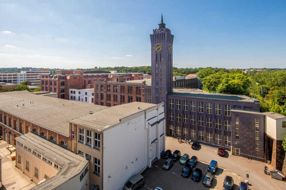 Der Wirkbau ist die Event-Location bei den diesjährigen Industriekulturtagen.