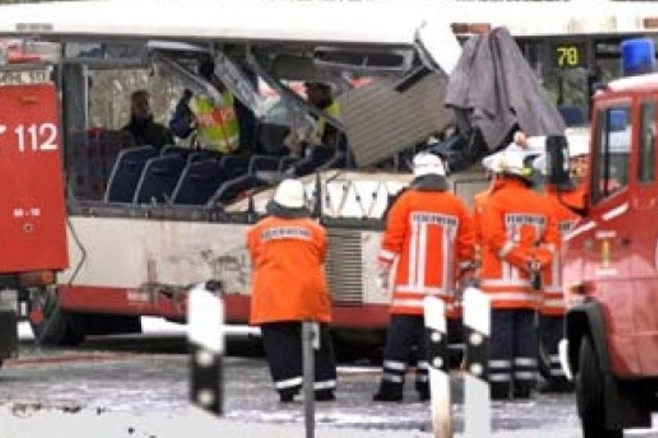 Zwei deutsche Touristen sollen bei dem Busunglück ums Leben gekommen sein. 18 weitere wurden verletzt. (Symbolbild)
