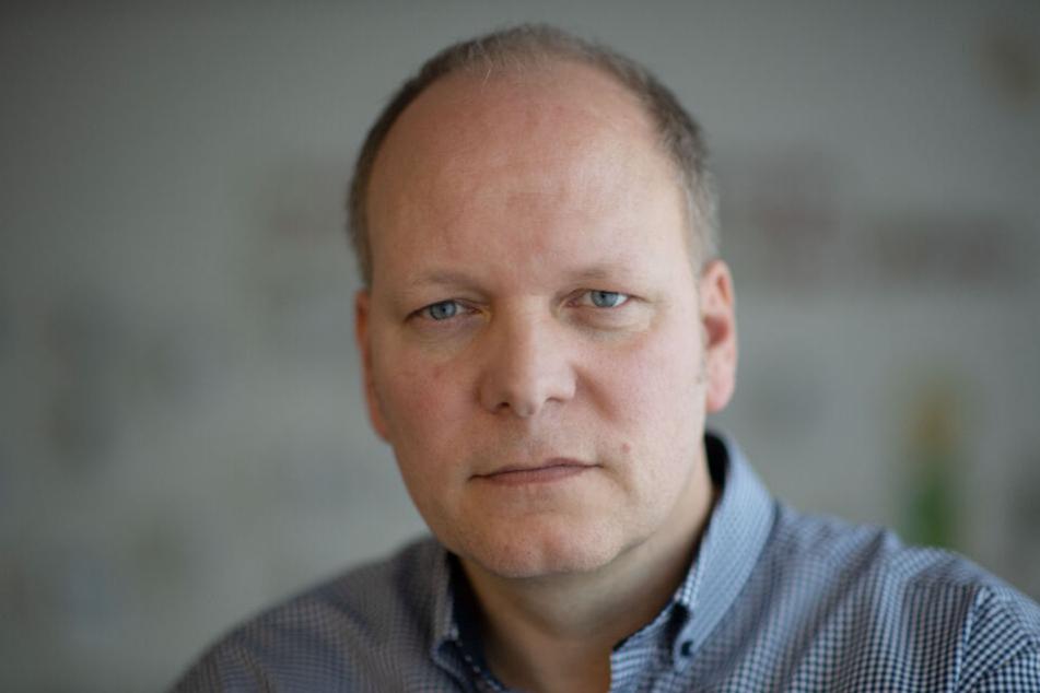 Sven Kubick, Rektor der Albertville-Realschule.