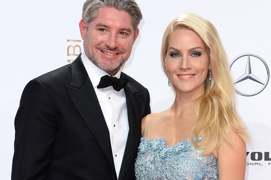 Nach acht Jahren Ehe trennten sich Judith Rakers und Andreas Pfaff im Oktober.
