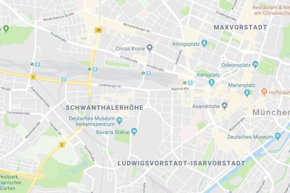 In München ist es in einem Hostel zu einem erschreckenden Zwischenfall gekommen.