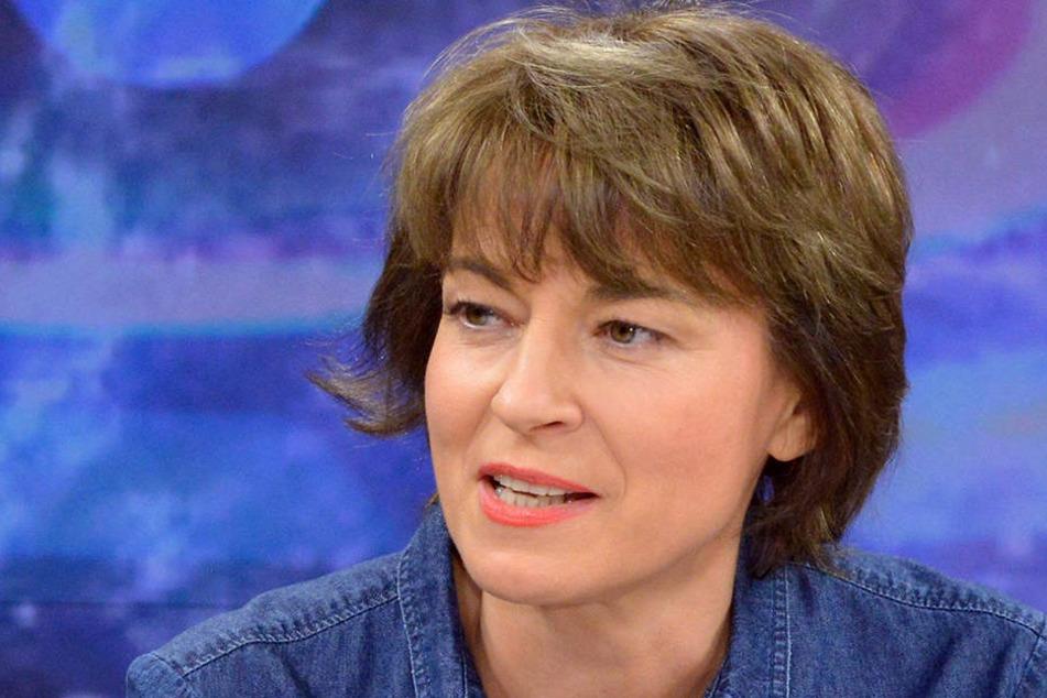 Maybrit Illner (53) konnte ihre Talkshow wegen eines Trauerfalls nicht moderieren.
