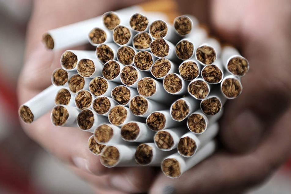 Im ElbePark ist ein Zigarettendiebstahl vereitelt worden.