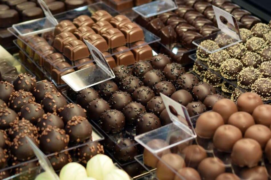 Leysieffer stellte unter anderem Pralinen, Schokolade und Trüffel her. (Symbolbild)