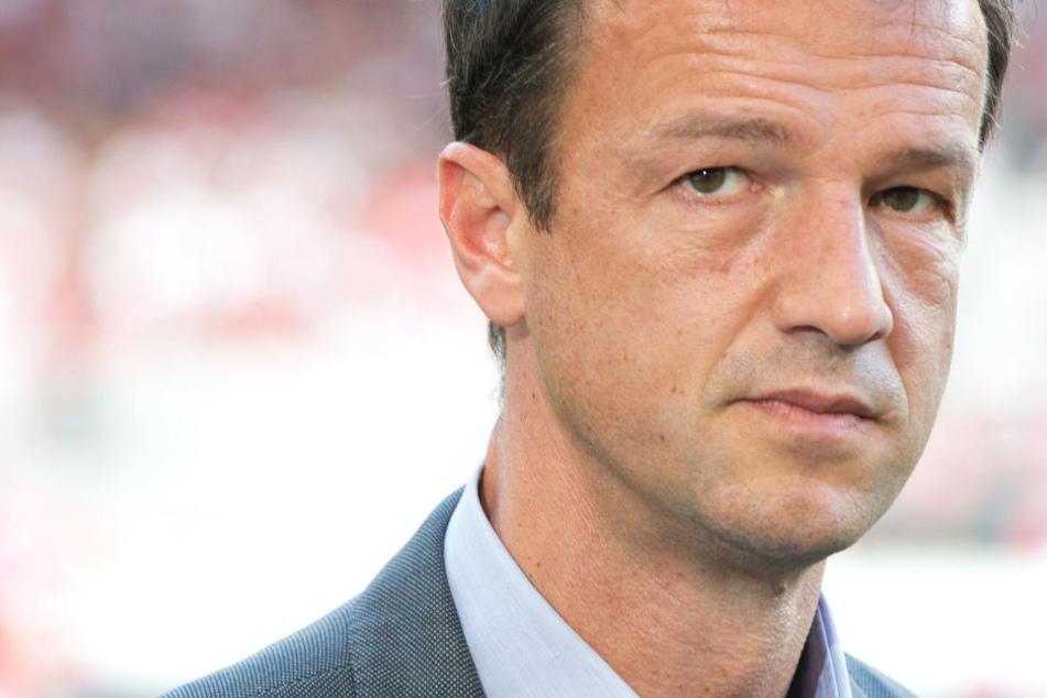 Frankfurts Sportvorstand Fredi Bobic (Archivbild) hat sich in einem Interview geäußert.