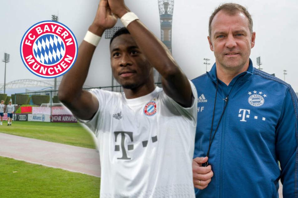 FC Bayern: Chelsea mit Mega-Angebot für David Alaba? Hansi Flick findet sehr klare Worte