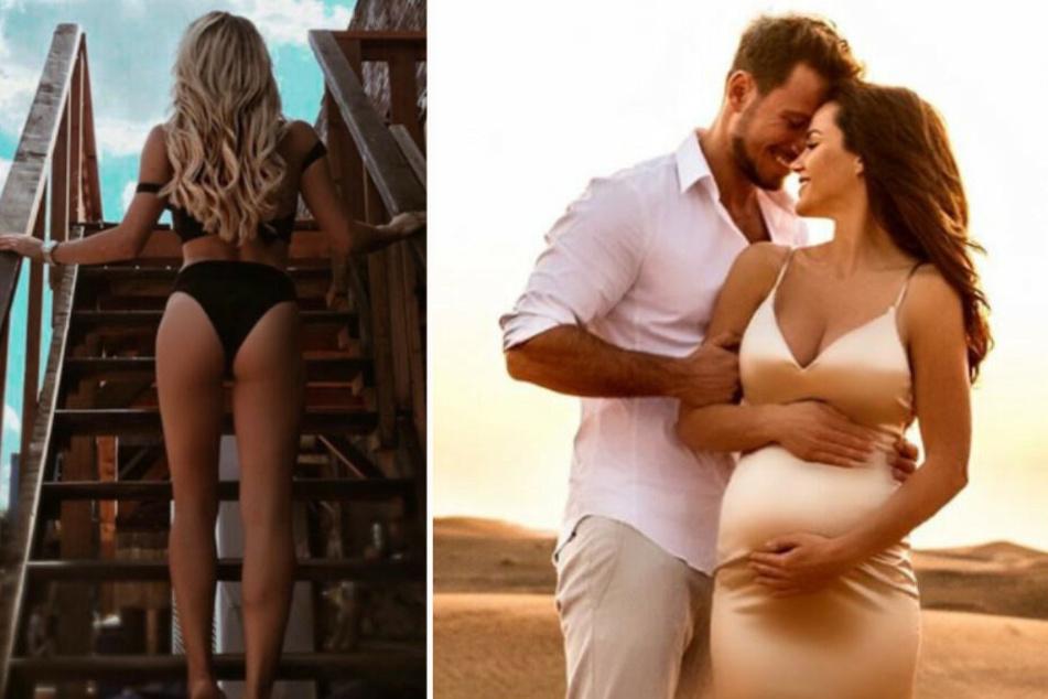 So haben sich Angelina Heger und Sebastian Pannek kennengelernt