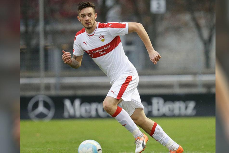 Boris Tashchy könnte vom VfB Stuttgart zu den Bielefeldern wechseln.