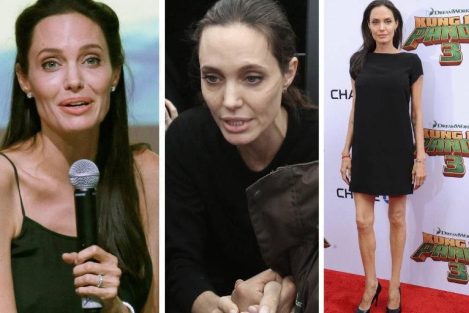 Angelina Jolie Krank