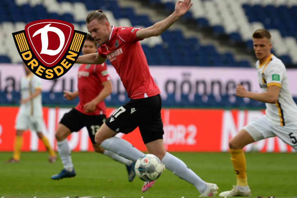 Dynamo Dresden: Saison-Aus für Dzenis Burnic