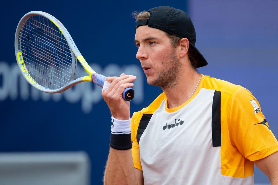 Struff will ersten Turniersieg bei ATP-Event in München