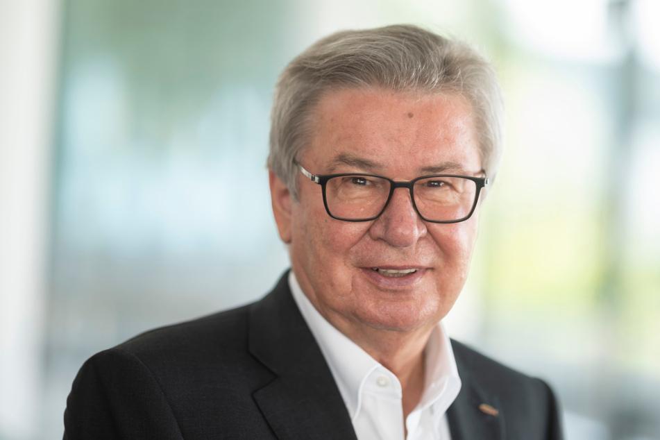 Wird heute 70: Klaus Fischer.