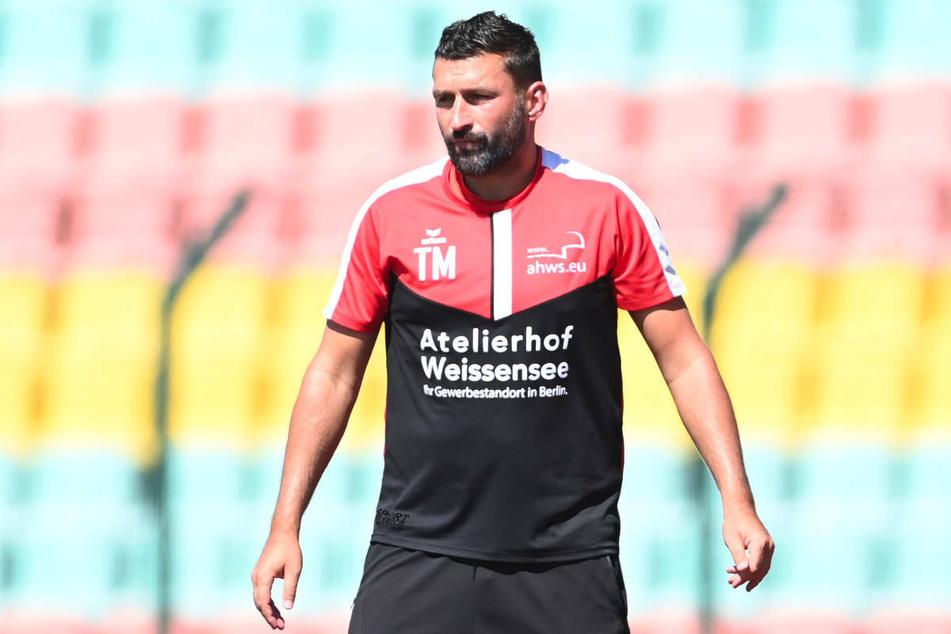 Torsten Mattuschka ist seit 2019 offizieller Repräsentant des 1. FC Union Berlin und arbeitet zudem als Co-Trainer beim Regionalligisten VSG Altglienicke.