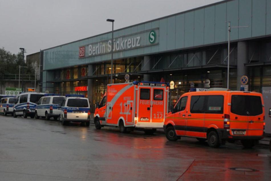 Evakuierung: Verdächtiger Gegenstand im Zug gefunden